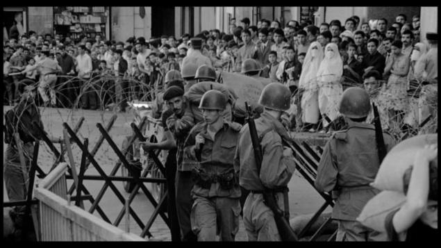 La Bataille d'Algers
