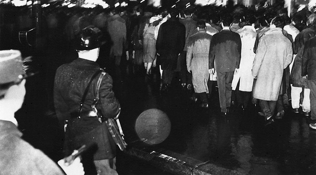 Nuit noire - Image une itw Alain Tasma