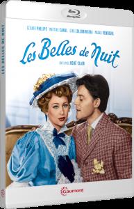 Les Belles de nuit - Blu-ray