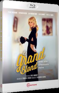 Le Grand blond avec une chaussure noire - Blu-ray