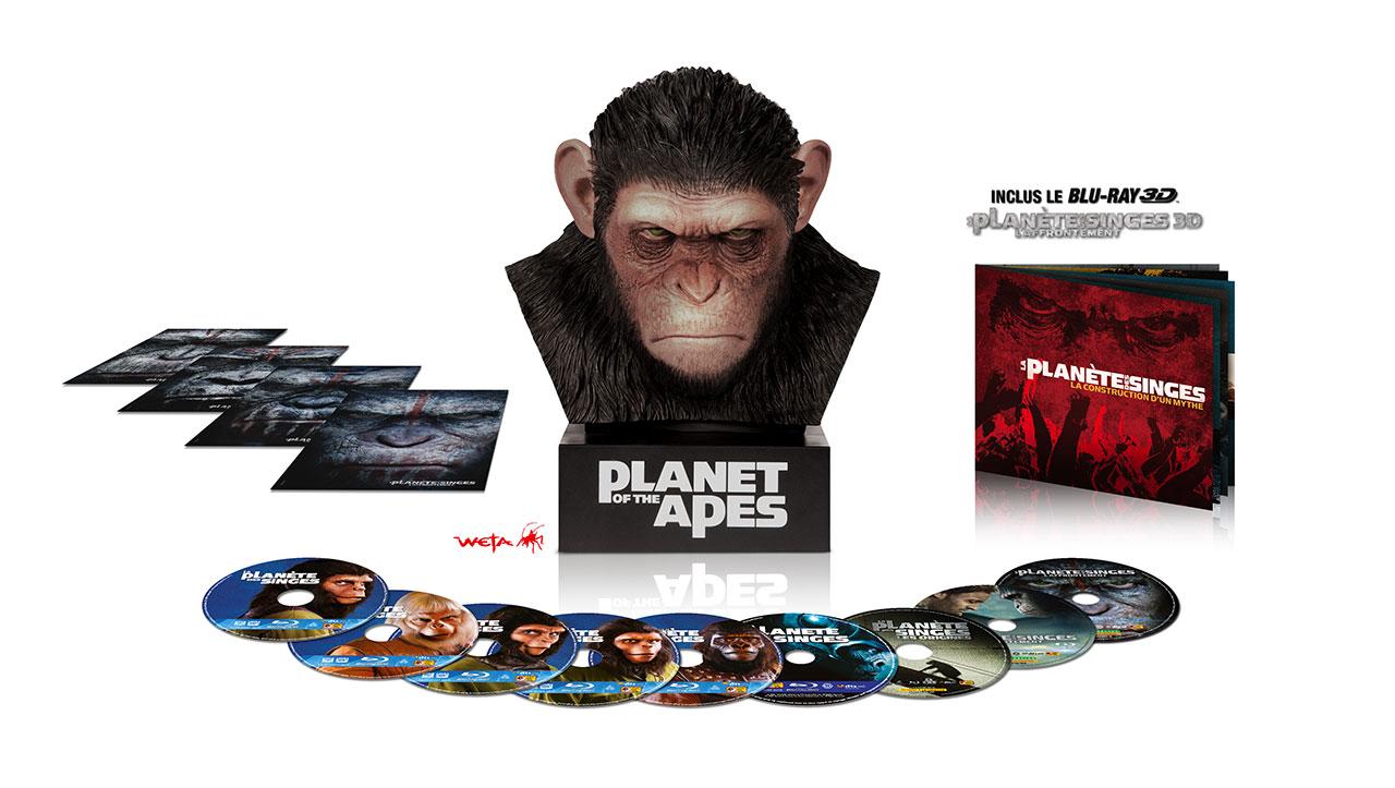 La Planète des singes - Intégrale Primal