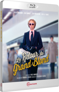 Le Retour du grand blond - Blu-ray