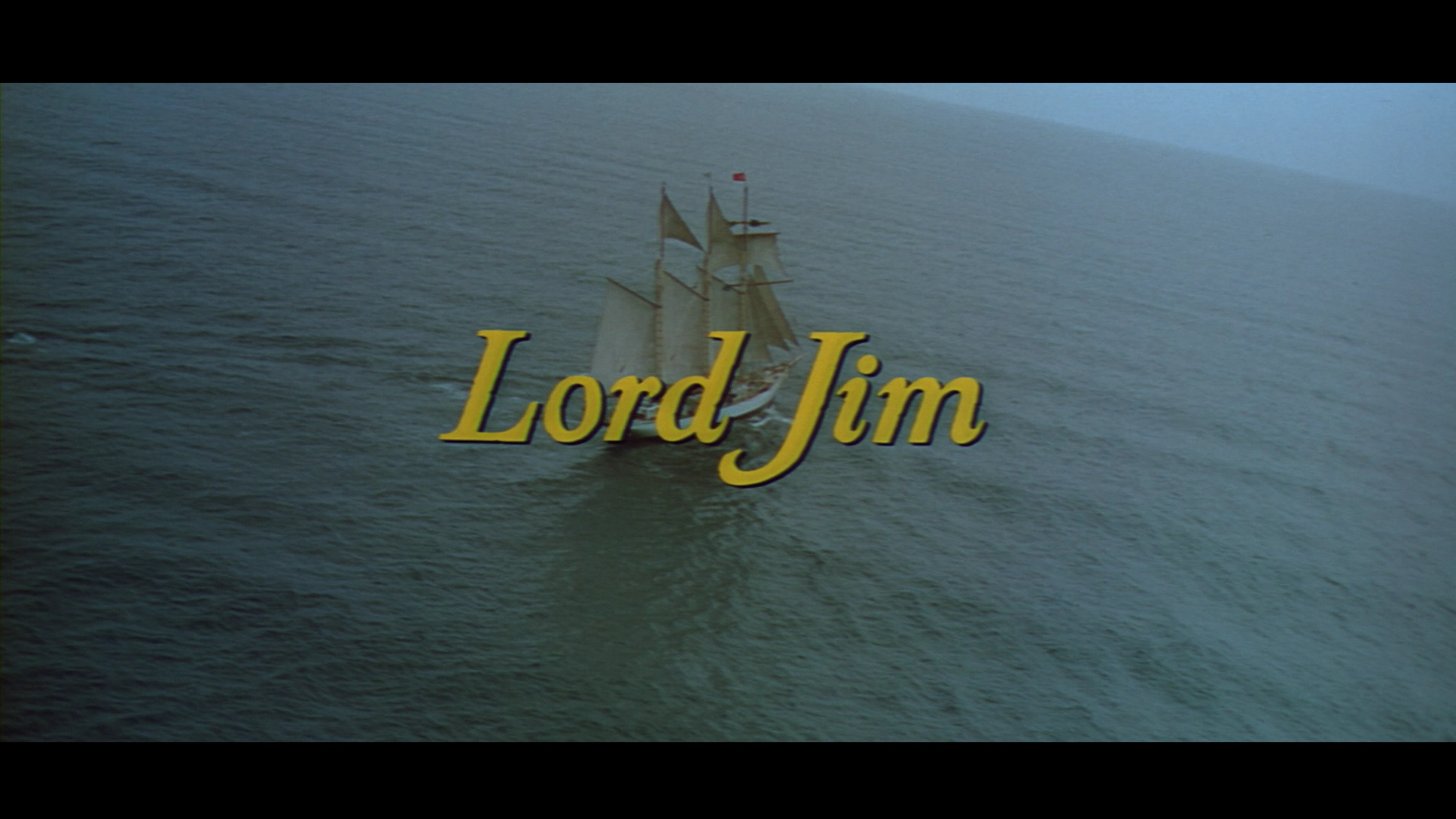Lord Jim - Capture Blu-ray 1