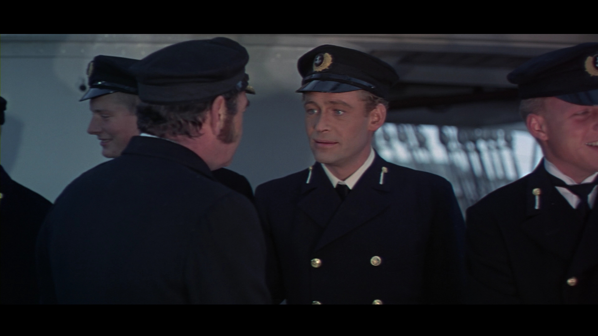 Lord Jim - Capture Blu-ray 2