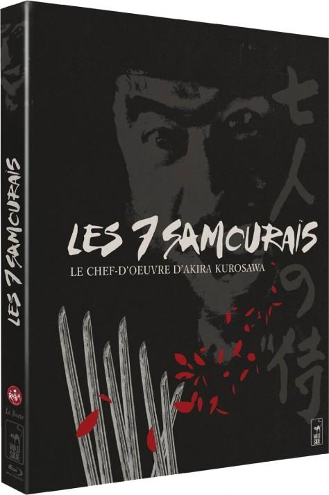 Les 7 samouraïs - Blu-ray