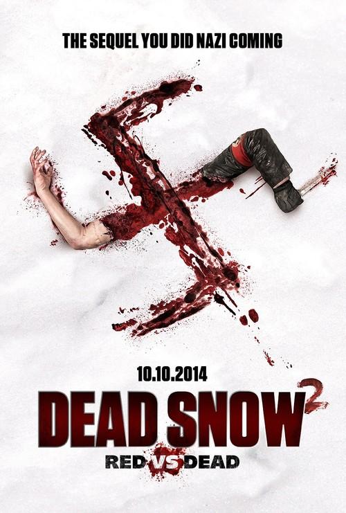 Dead Snow 2 - Affiche