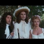 Angélique et le Roy (1966) de Bernard Borderie - Capture Blu-ray