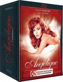 Angélique - L'intégrale : Coffret Blu-ray