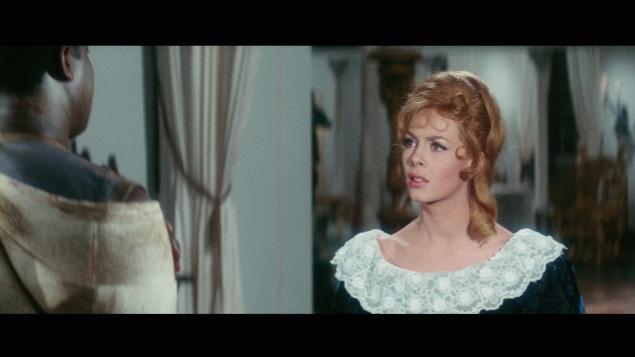 Angélique, marquise des anges (1964) de Bernard Borderie - Capture Blu-ray