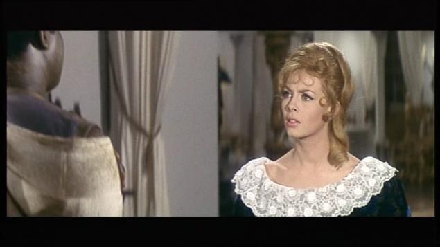 Angélique, marquise des anges (1964) de Bernard Borderie - Capture DVD