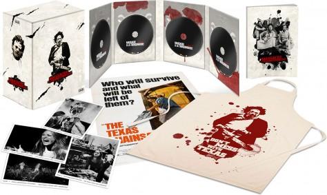 Massacre à la tronçonneuse - Édition 40ème Anniversaire - Blu-ray