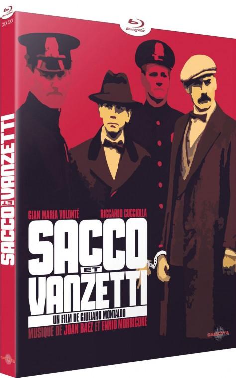 Sacco et Vanzetti - Blu-ray