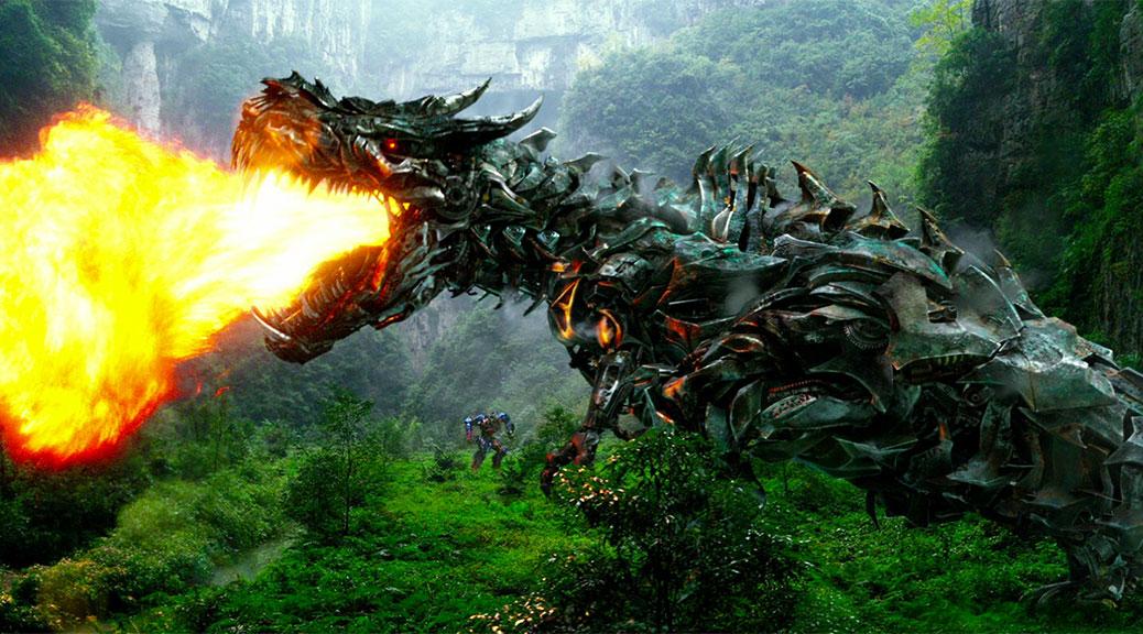Transformers : L'Âge de l'extinction – Blu-ray