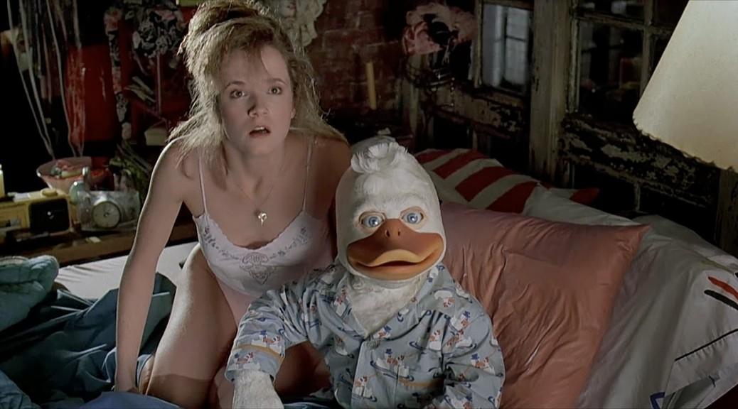 howard the duck - lea thompson