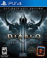Diablo III Ultimate Evil Edition - PlayStation 4