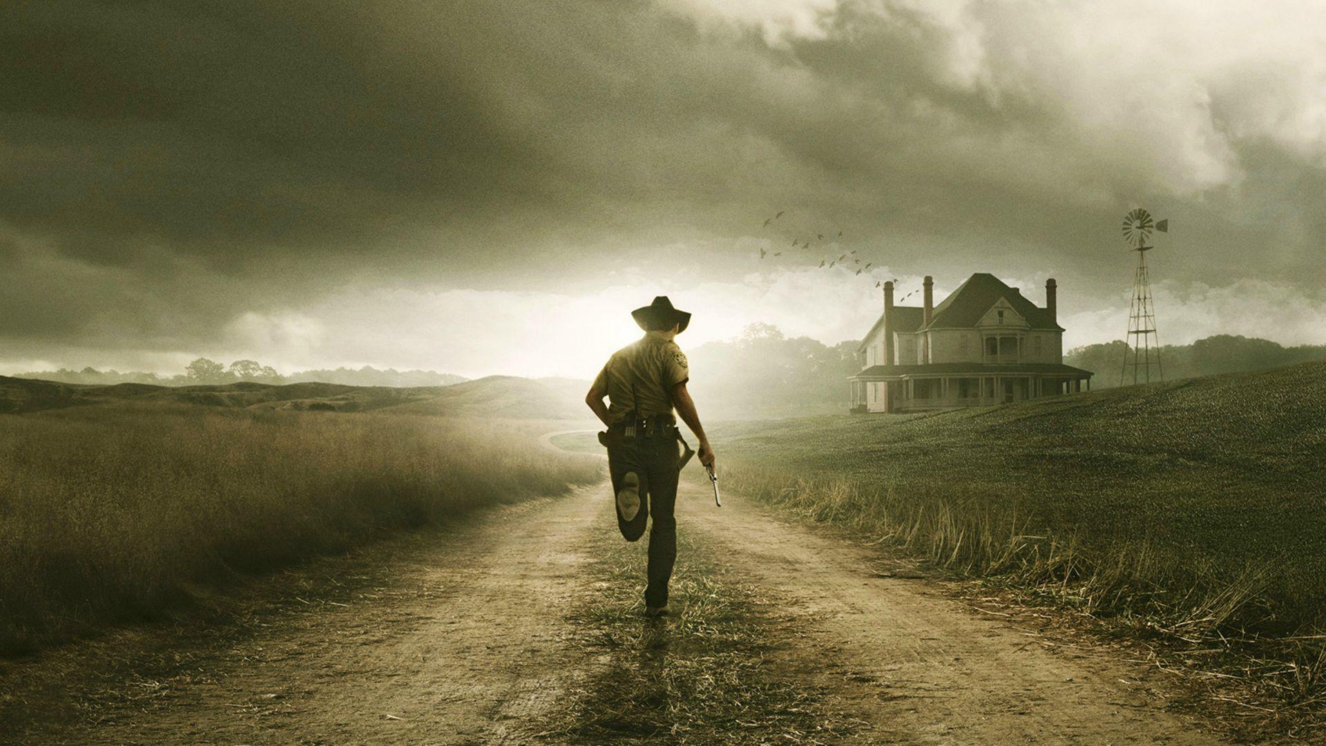 walking dead - saison 2 - affiche