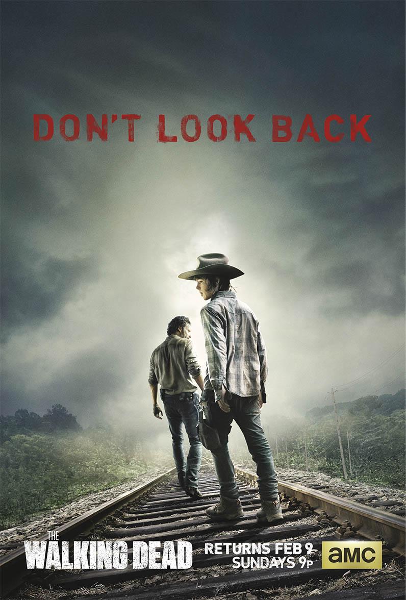walking dead - saison 5 - affiche