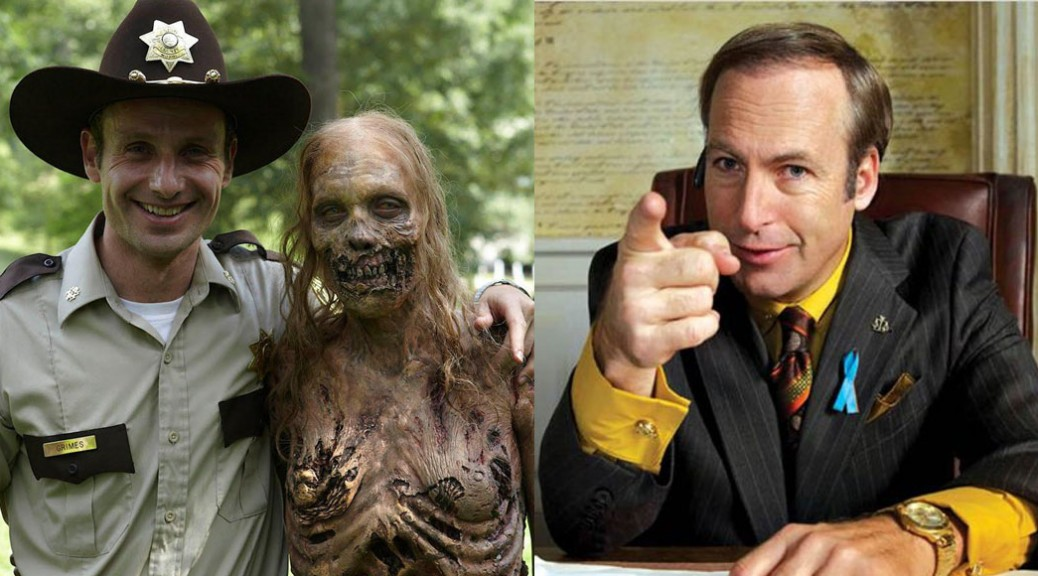 Walking Dead-Better Call Saul