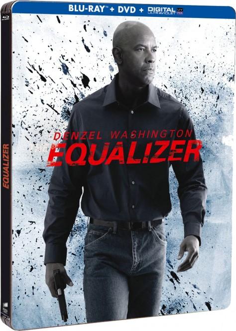 Equalizer – Antoine Fuqua & Denzel Washington – Blu-ray