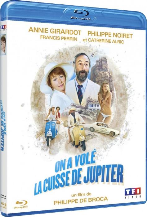 On a volé la cuisse de Jupiter - Philippe de Broca - Blu-ray