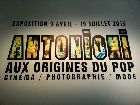 Exposition Antonioni