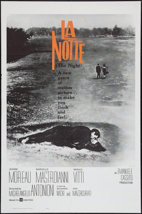 La Nuit Antonioni