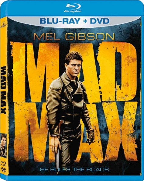 Mad Max - Blu-ray MGM - Jaquette