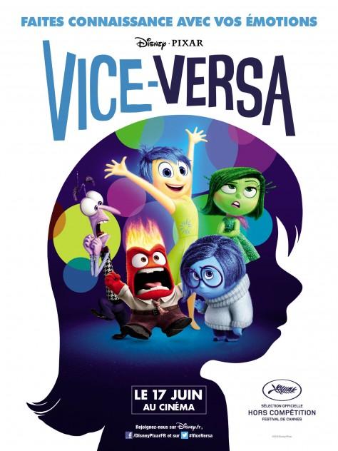 Vice Versa - Affiche France