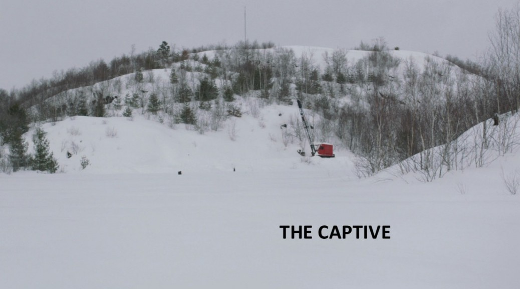 Captives - Image de Une