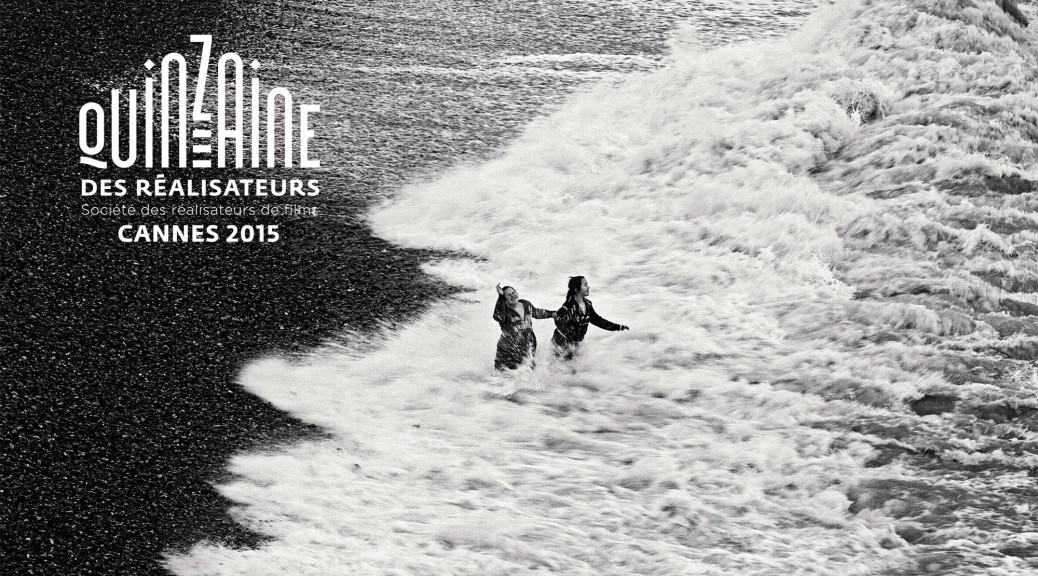Affiche Quinzaine - Cannes 2015