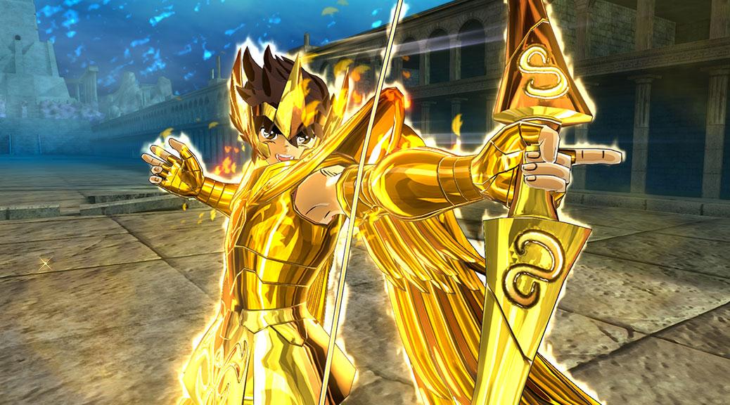 Saint Seiya Soldier's Soul