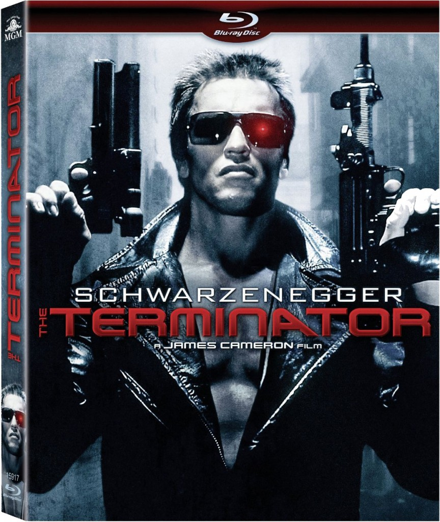 Terminator – Blu-ray MGM (2012) - Packshot