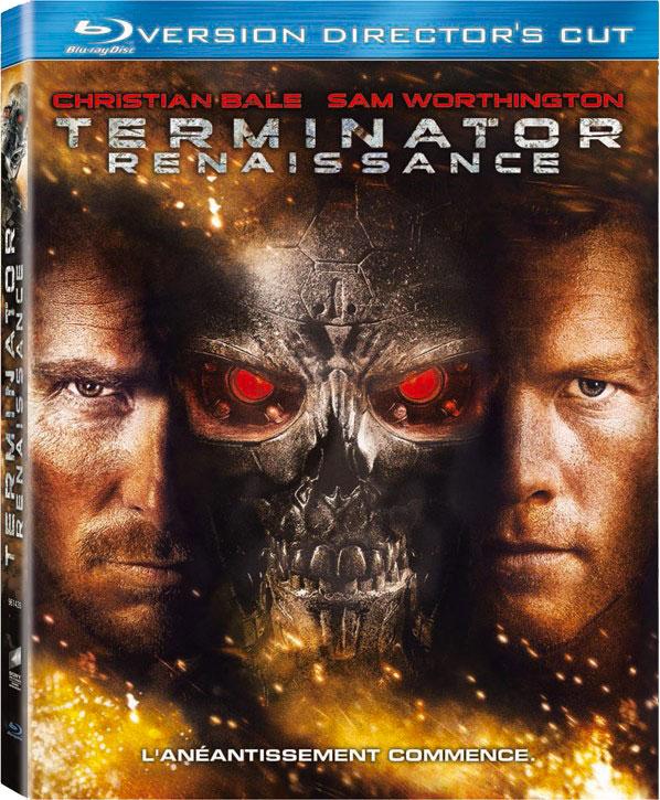 Terminator 4 - Renaissance - Packshot Blu-ray