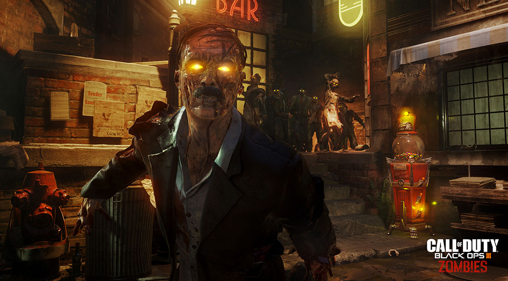 Call of Duty : Black Ops III - Zombies (Activision)