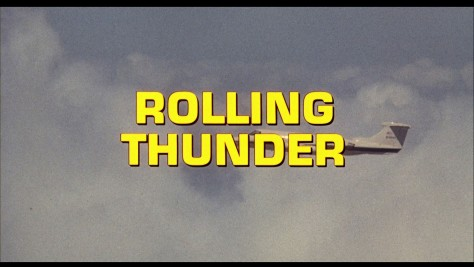 Rolling Thunder - Blu-ray UK