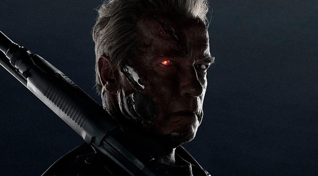 Terminator Genisys - He's back