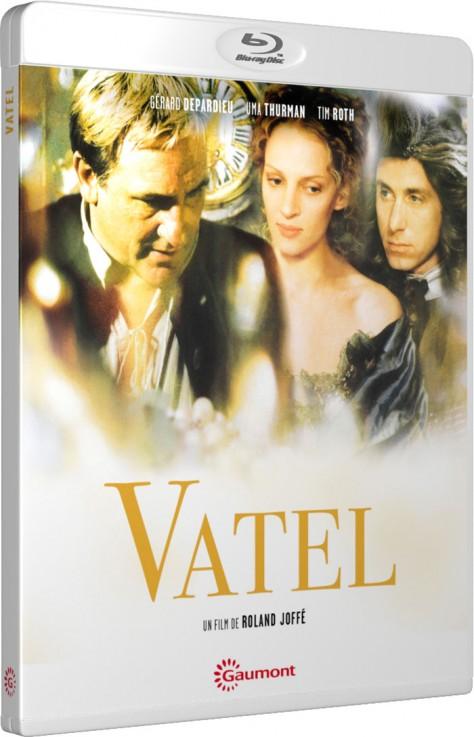 Vatel - Packshot Blu-ray Gaumont Découverte