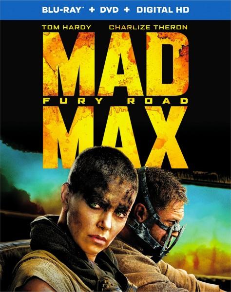 Mad Max Fury Road - Packshot Blu-ray US
