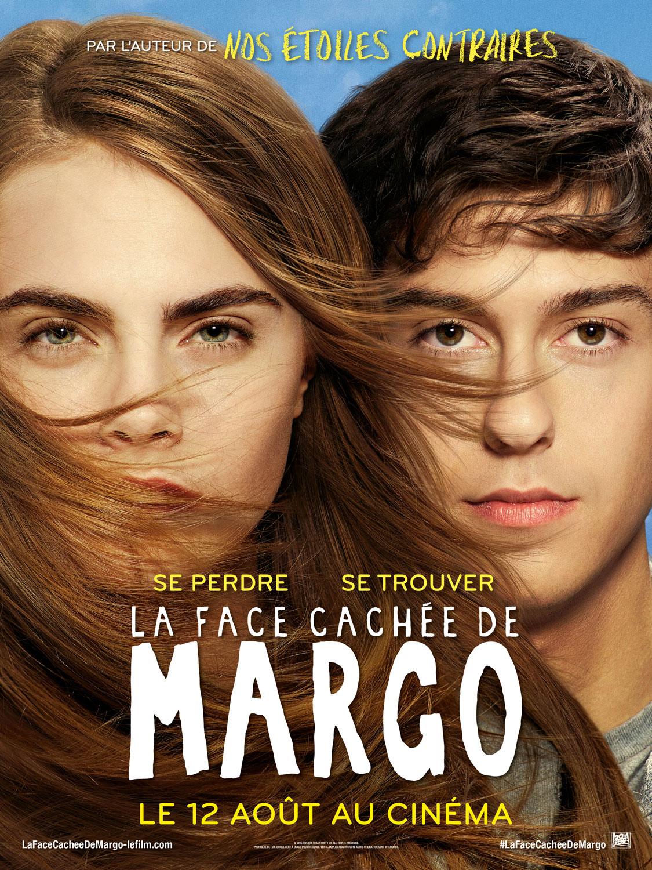 La Face cachée de Margo - Affiche Française