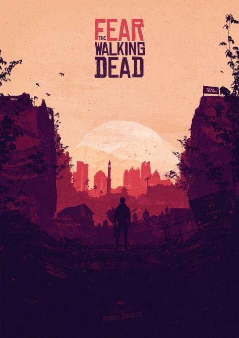 Fear the Walking Dead - Affiche