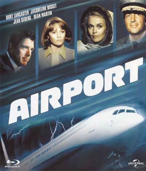 Airport (1970) - Packshot Blu-ray