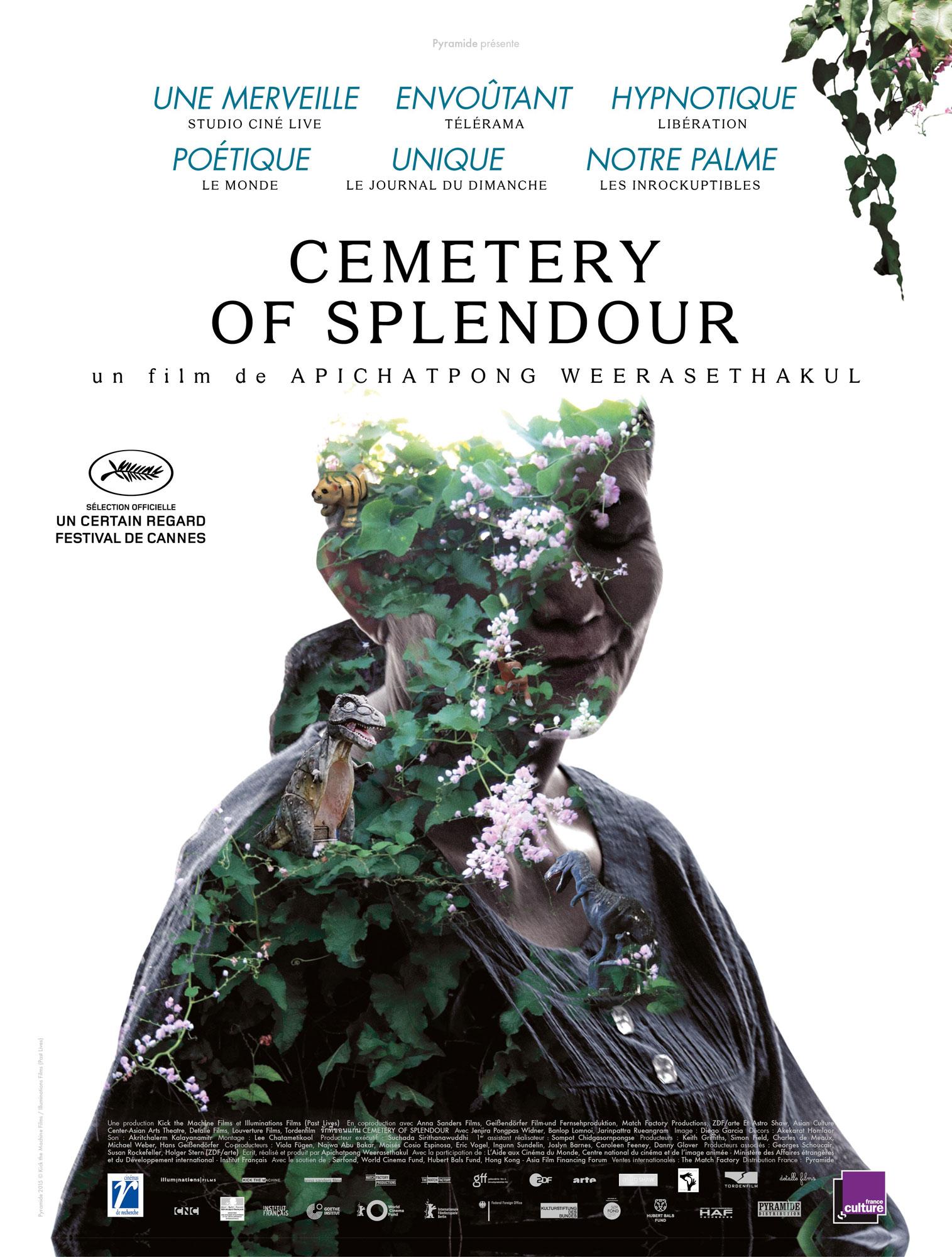 Cemetery of splendour - Affiche