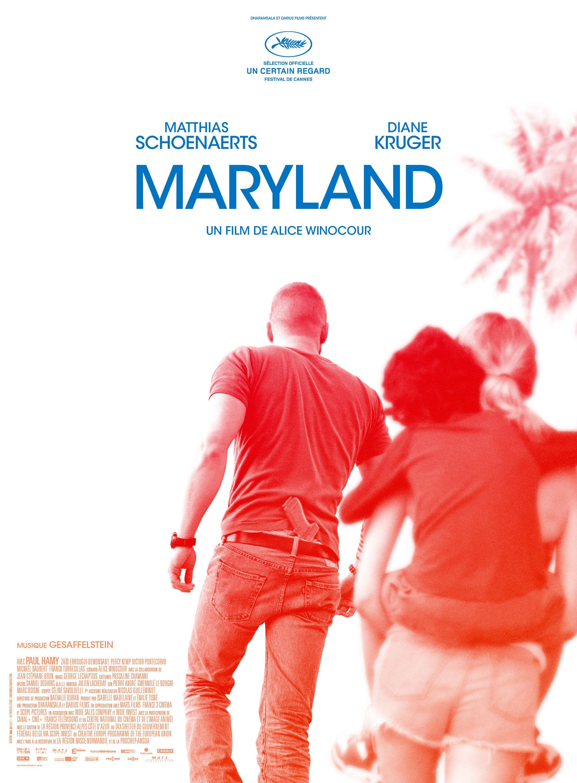 Affiche - Maryland