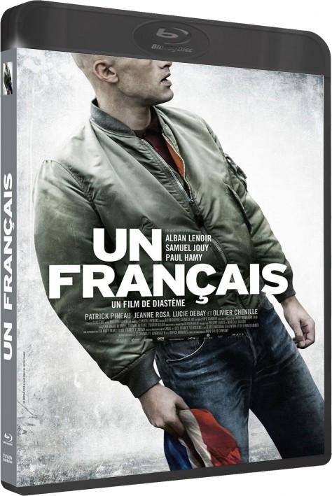 Un Français - Packshot Blu-ray