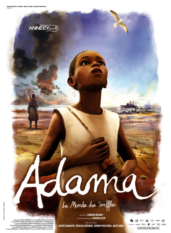 Adama - Affiche