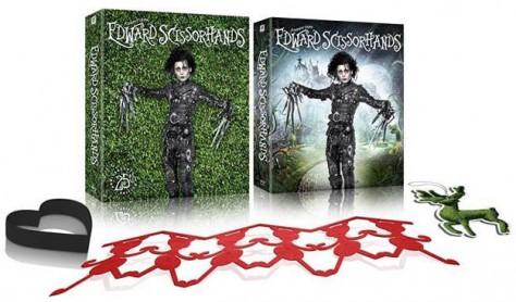 Edward Scissorhands - Box- Blu-ray US