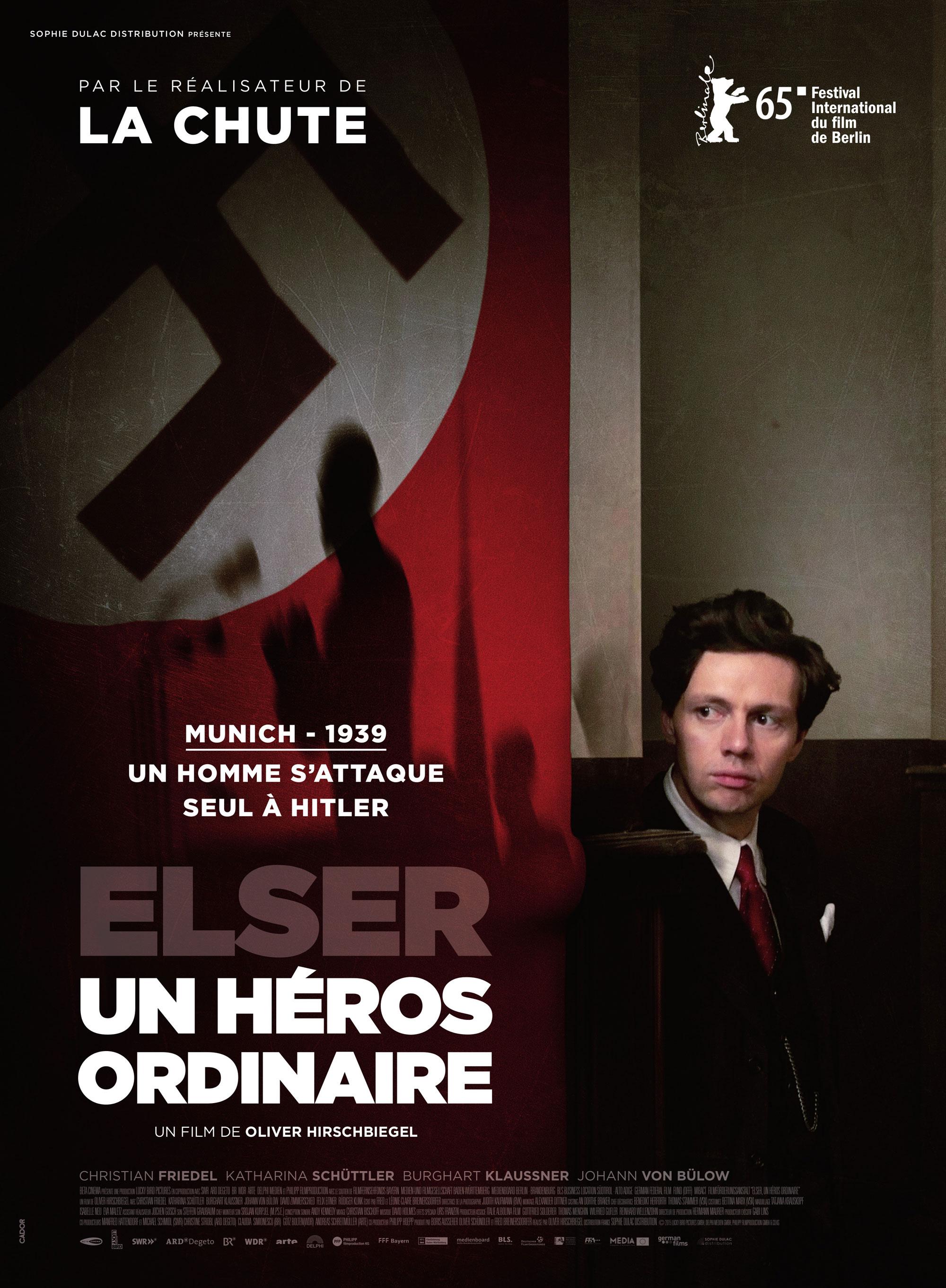 Elser, un héros ordinaire - Affiche