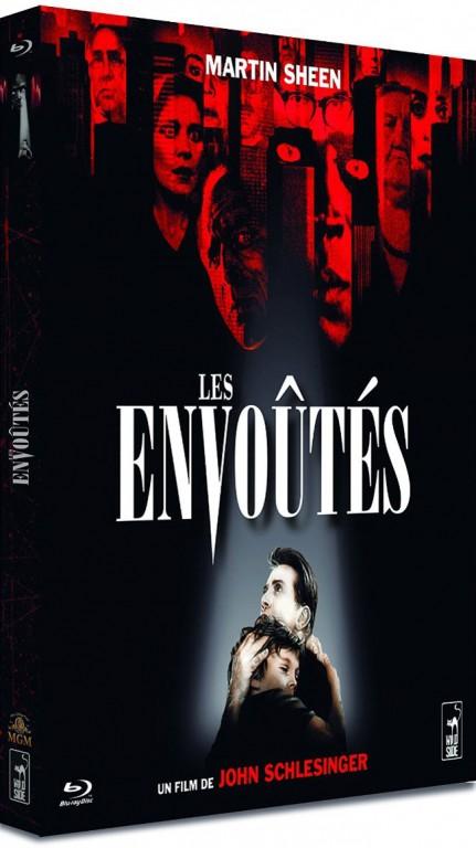Les Envoutés - Jaquette Blu-ray
