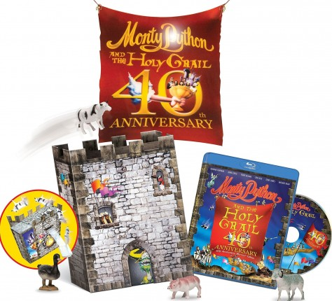 Monty Python Sacré Graal - Blu-ray