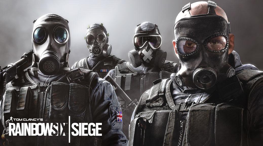 Tom Clancy's Rainbow Six Siege (Ubisoft)